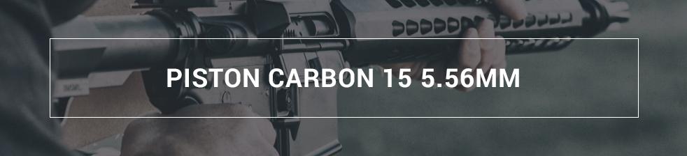 Piston Carbon 15 5.56MM