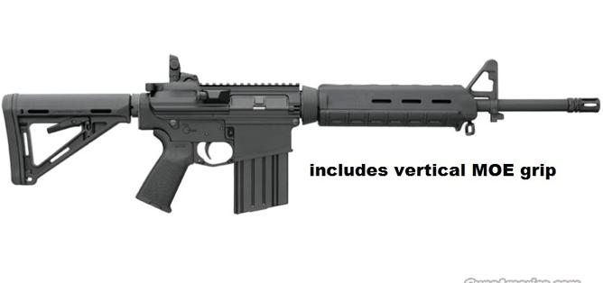 Carabine 308