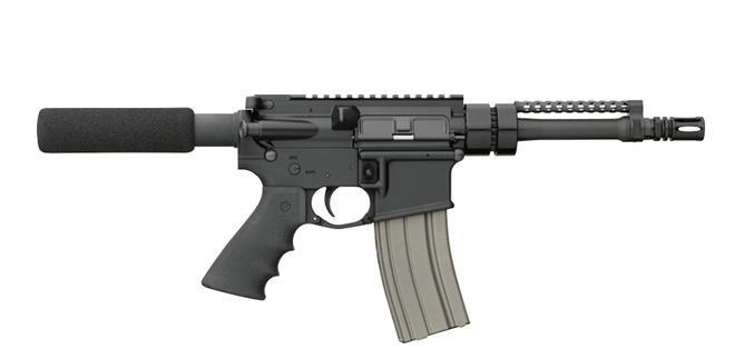Pistol Pit Viper