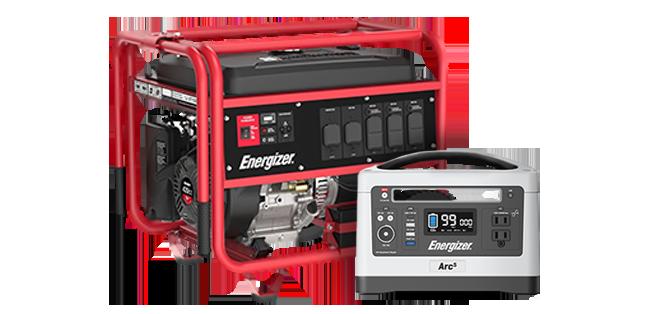 Generator & Powerstation