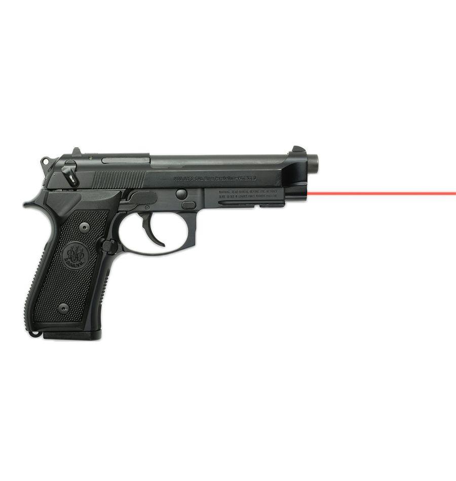 Hunting LaserMax Red Laser Sight Guide Rod Beretta 92 96