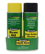 18158 : Rem® Oil & Rem® Action Cleaner Clean Action Value Pack ( Bi-lingual/Health Canada Approved )