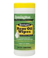 "19918 : Rem® Oil Wipes (60 Count) 7"" x 8"" Wipes ( Bi-lingual/Health Canada Approved )"