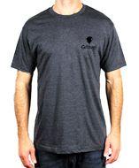 GA-300CHA-M : Gravel Agency / Remington® T-Shirt Medium - Charcoal