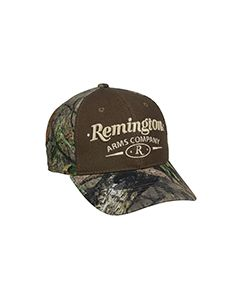 RM52B : Remington Cap Brown / Mossy Oak Break-Up Country Camo