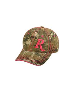 RM15W : Remington® Mossy Oak® Break Up Country® with Pink Lettering Cap