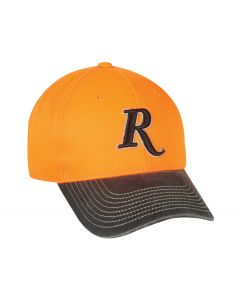RM16A : Remington® Blaze Orange with Black Vizor Cap