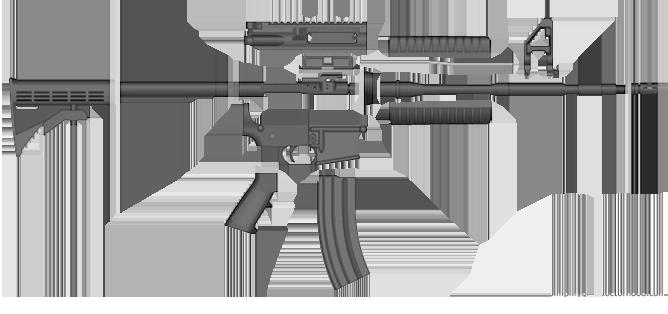 Pièces et accessoires d'armes à feu