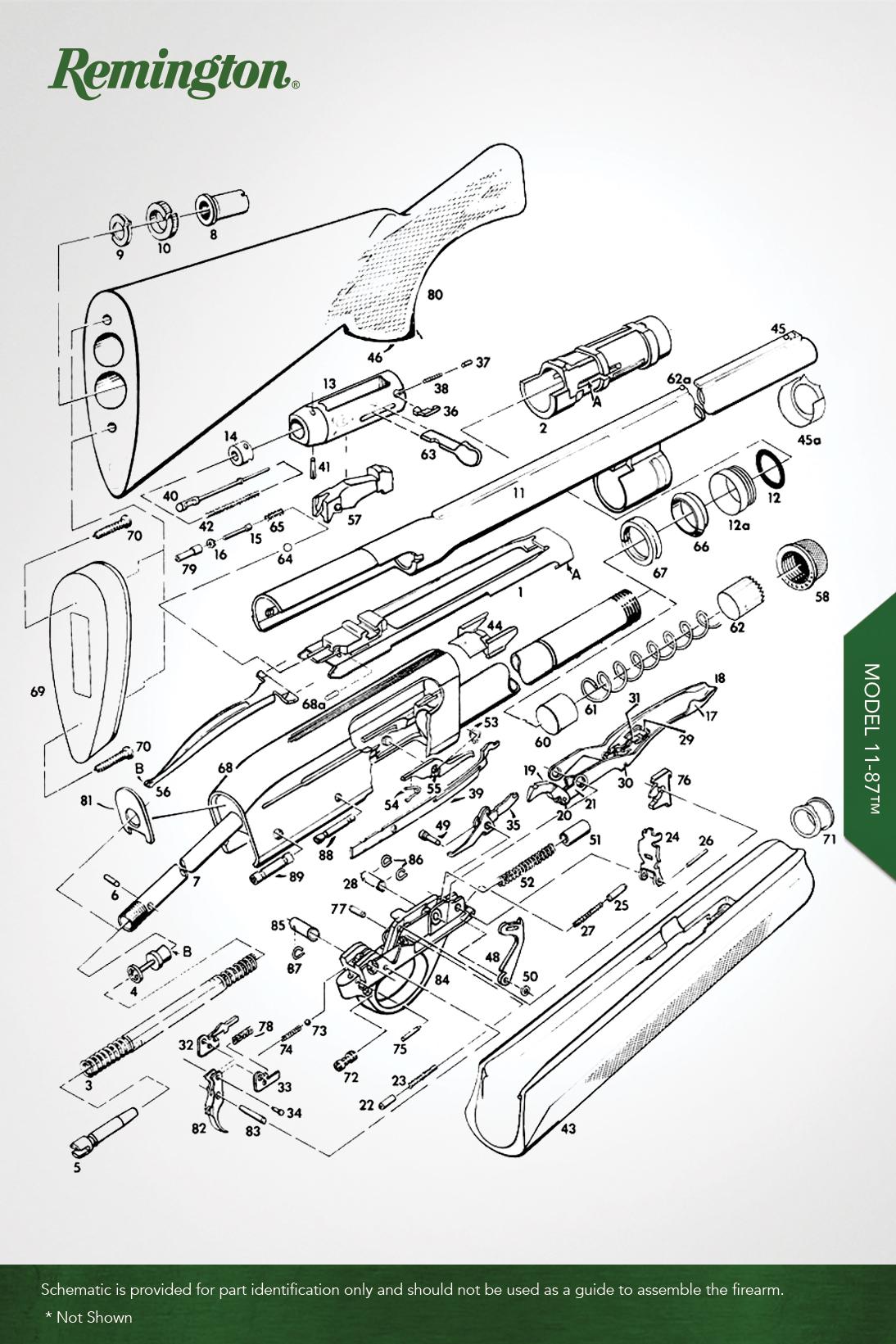 Remington 1187 parts schematic wire center model 11 87 11 87 sm shotguns remington oem parts rh store onlinecamp com 1187 breakdown publicscrutiny Choice Image
