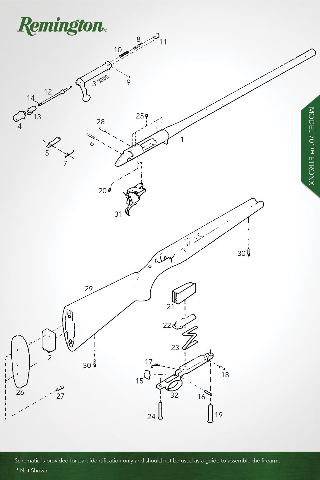 Remington 7400 parts diagram wiring model 700 etronx centerfire rifles remington oem parts mossberg 500 exploded diagram remington 7400 parts diagram publicscrutiny Choice Image