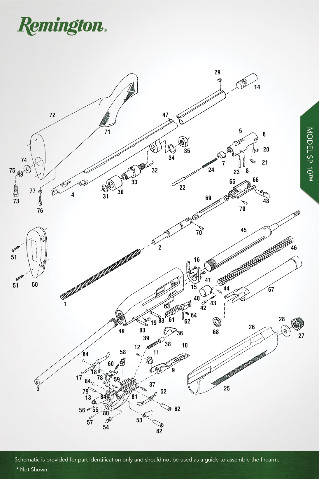 Remington Model 10 Parts Diagram Wiring Will Be A Thing Remington870diagram 870 Http Wwwbrownellscom Sp Shotguns Oem Rh Store Gravelagency Com Disassembly