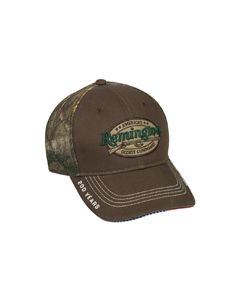 RM51B : Remington® brown with Realtree Xtra® Meshback Camo